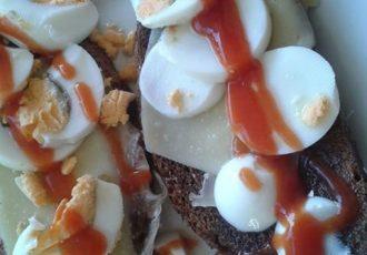 Χαρούπι ψωμάκι με αυγό, της Τζίνας Καραθανάση-featured_image