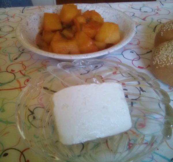 Πατάτες γιαχνί της γιαγιάς μου, της Μαρίας Ασιλιάν