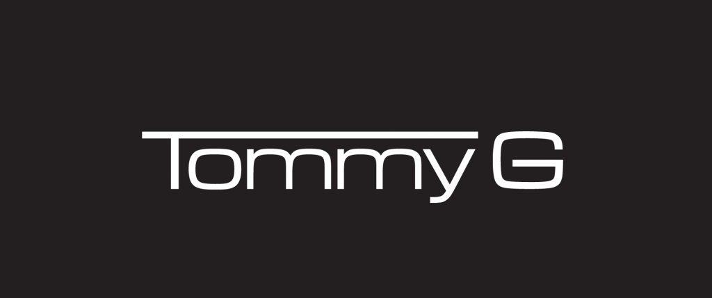 tommyg logo white