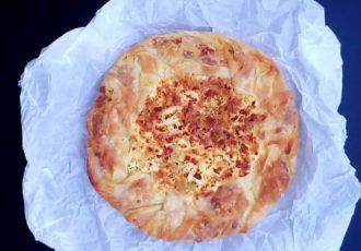 Τραχανοπλιγουρόπιτα με τυρί, της Ελπίδας Χαραλαμπίδου (elpidaslittlecorner)-featured_image