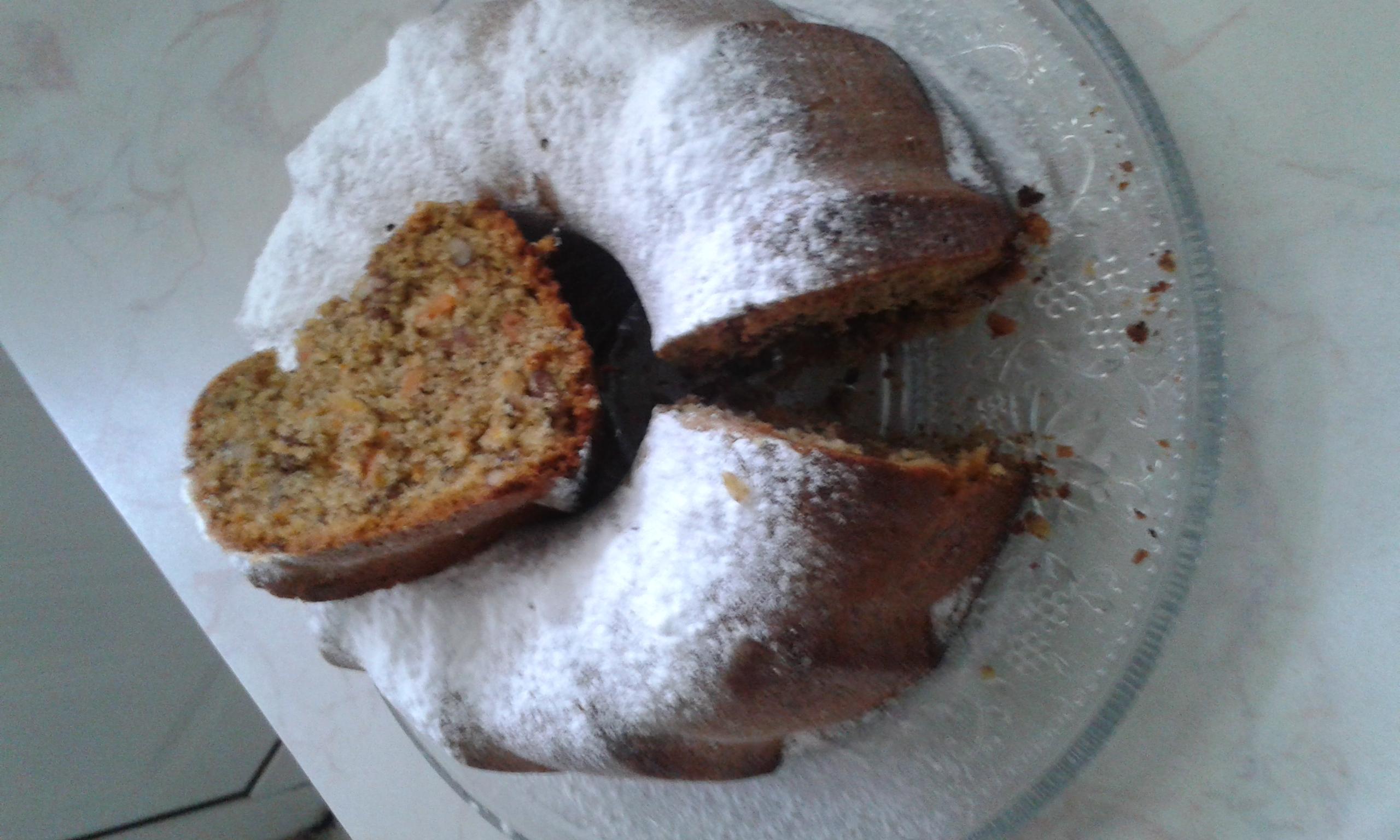 Τέλειο κέικ καρότου, της Χριστίνας Βέρρα