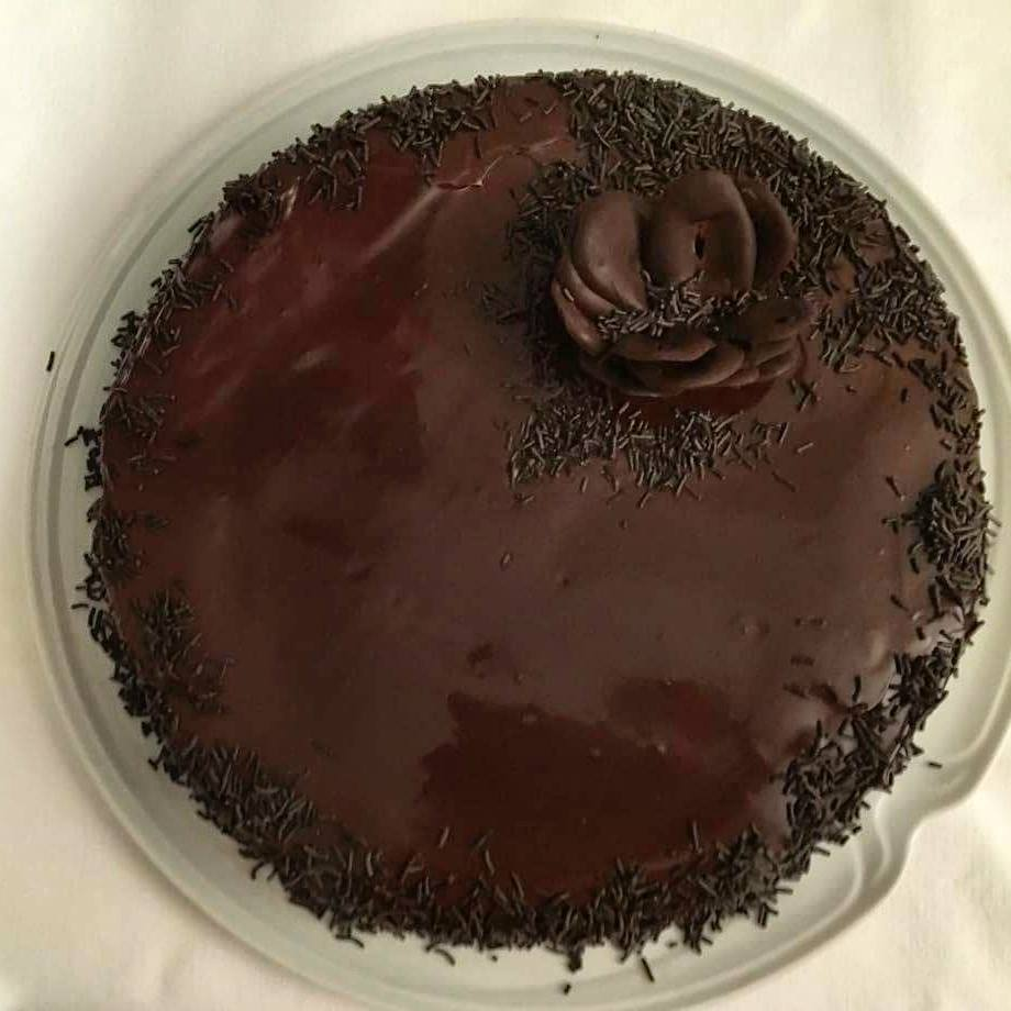 Τούρτα σοκολάτας, της Χαρούλας Ντελιδάκη