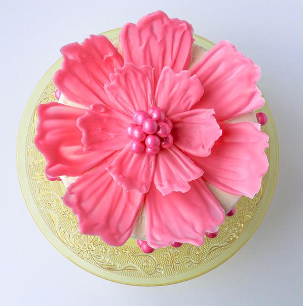 Φτιάξε μόνη σου, εύκολα και γρήγορα, τέλεια λουλούδια για τούρτες-featured_image
