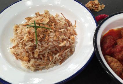 Ρύζι πιλάφι αμυγδάλου-featured_image
