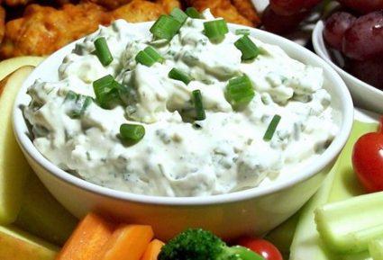 Σως ροκφόρ (Ντιπ blue cheese)-featured_image
