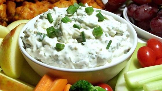 Σως ροκφόρ (Ντιπ blue cheese) της Αργυρώς