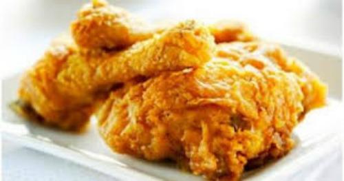 Κοτόπουλο πανέ, του Δημήτρη Γκίνη