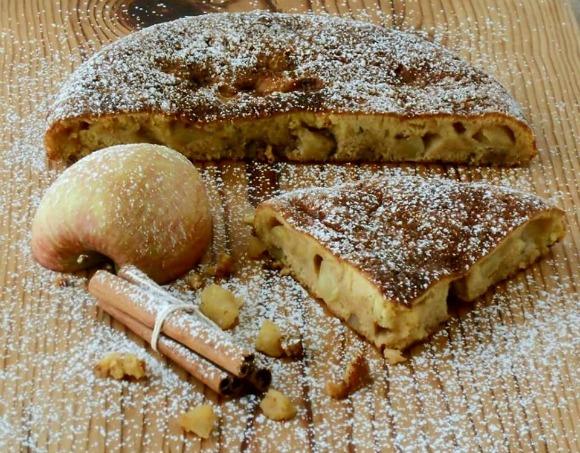 Μηλόπιτα στο τηγάνι, της Ελπίδας Χαραλαμπίδου (elpida's little corner)