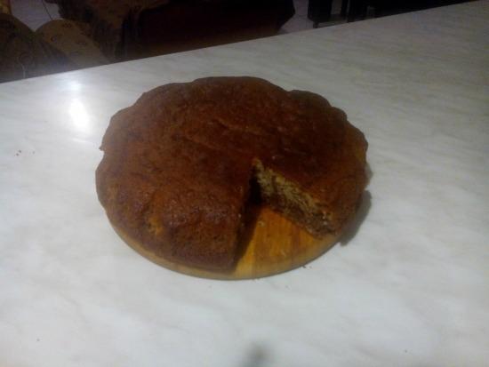 Εύκολο και νόστιμο κέικ, της Majlinda Callo