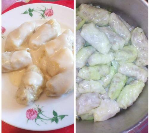 Λαχανοντολμάδες, της Όλγας Ευσταθιάδου