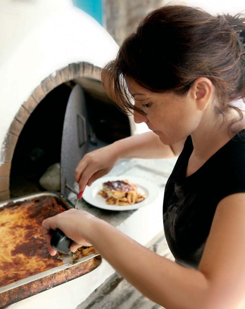 παστίτσιο παραδοσιακό συνταγη αργυρω μπαρμπαριγου