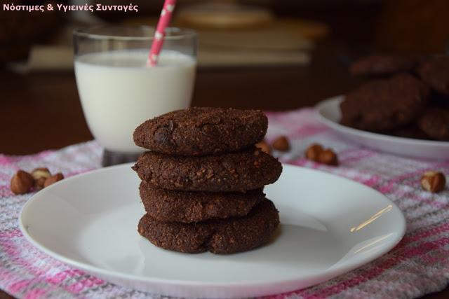Μαλακά μπισκότα σοκολάτας (σπιτικά soft kings), της Ευαγγελίας Βλασσοπούλου