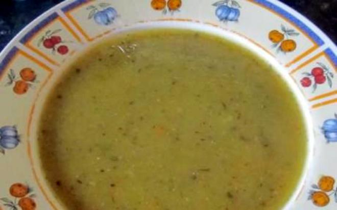 Σούπα λαχανικών, της Ανθής Τσόλη
