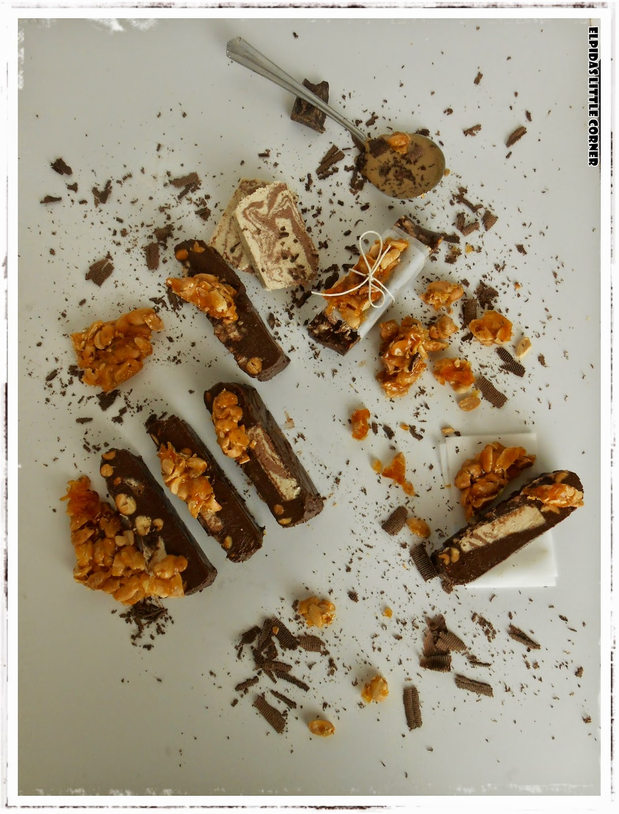 Νηστίσιμος Σοκολατοχαλβάς, της Ελπίδας Χαραλαμπίδου