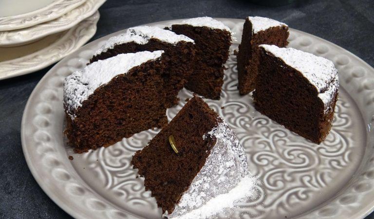 Βασιλόπιτα με σοκολάτα χωρίς γλουτένη και ζάχαρη-featured_image
