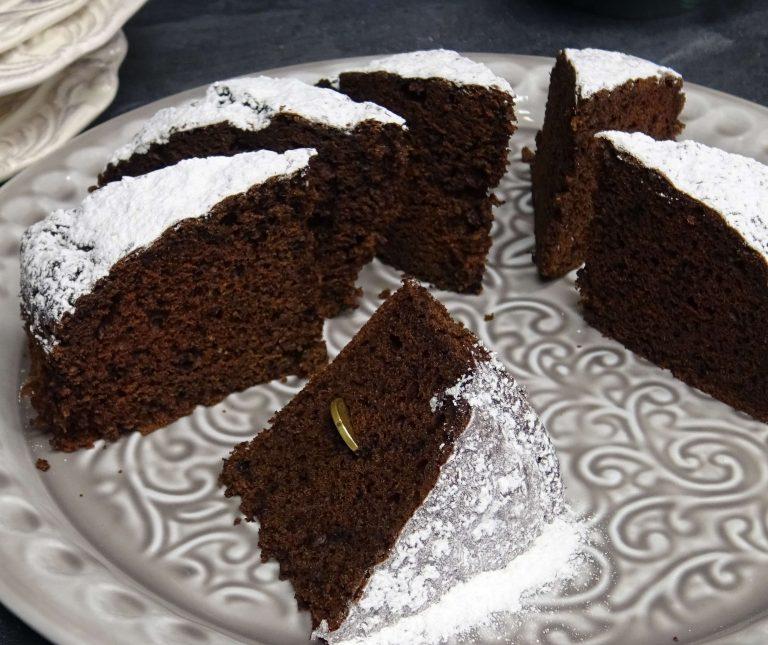 Βασιλόπιτα χωρίς γλουτένη και ζάχαρη