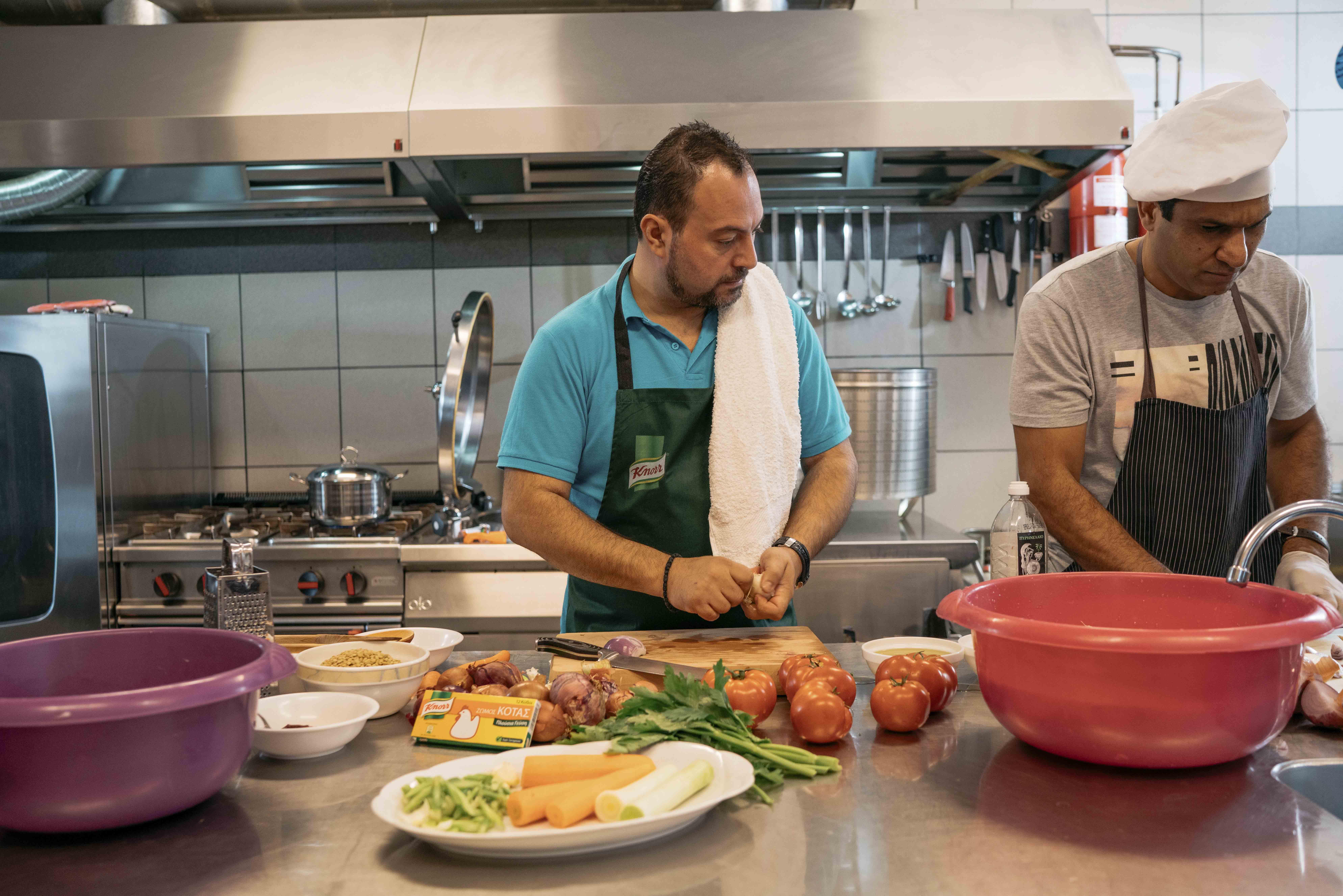 «Πλούσια γεύση για όλους» από την Knorr, για τις Κοινωνικές Κουζίνες-featured_image