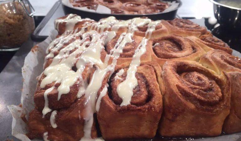 Ρολά κανέλας (Cinnamon rolls)-featured_image