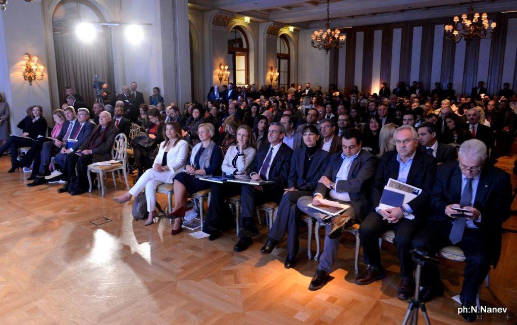 Σημαντική ήταν επίσης η παρουσία εκπροσώπων των τουριστικών και παραγωγικών φορέων της χώρας και των Μέσων Μαζικής Επικοινωνίας.
