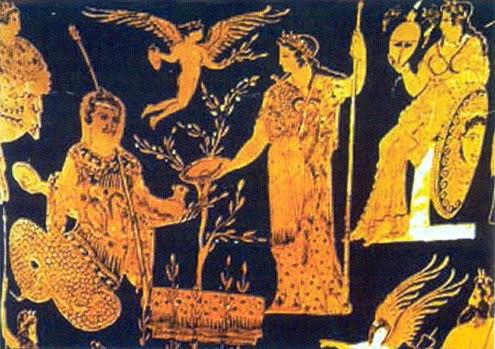 Η ύπαρξη και η καλλιέργεια της ελιάς στην Ελλάδα χάνονται στο χρόνο. Είναι πιθανόν να καλλιεργήθηκε για πρώτη φορά την Ελλάδα, αφού χρησιμοποιείται στη διατροφή των Ελλήνων από την Προκεραμική εποχή. Μάλιστα, έχουν βρεθεί υπολείμματα κατεργασίας άγριας ελιάς στο Σουφλί.