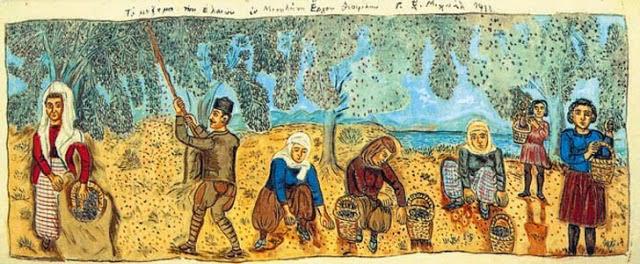 Τη διαμόρφωση του ελληνικού τοπίου με τις γιγάντιες ελιές την βοήθησαν οι Βενετοί και μετά οι Γάλλοι. Αυτό που ενδιέφερε και τους δύο δεν ήταν απλά η διατροφή των κατοίκων αλλά η εμπορευματοποίηση του λαδιού. Το αποτέλεσμα είναι οι τεράστιοι ελαιώνες στα Ιόνια νησιά και την Κρήτη. Η καλλιέργεια της ελιάς προωθήθηκε πολύ από τους βενετούς στις βενετοκρατούμενες περιοχές στην τελευταία περίοδο της βενετοκρατίας στον 17ο αιώνα. Αλλά οι συγκρούσεις στους βενετοτουρκικούς πολέμους επιφέρουν καταστροφές ακόμα και στις ελιές. Έτσι έχουμε και την ολική καταστροφή του μεγάλου ελαιώνα της Πάρου.