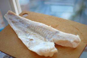 μυστικά για σωστή επιλογή καθάρισμα και ξαπλμύρισμα του μπακαλιάρου αργυρώ μπαρμπαρίγου