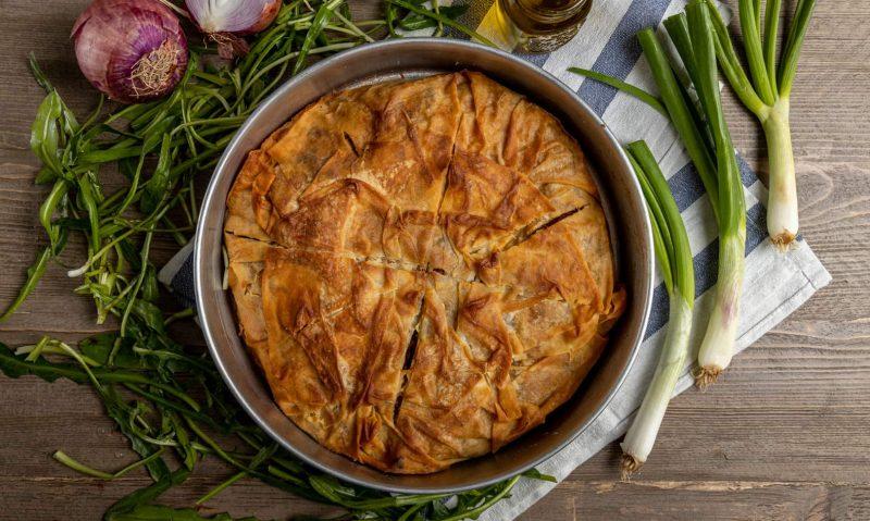 Όλα τα μυστικά για την τέλεια χορτόπιτα-featured_image