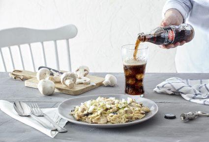 Κριθαρότο με άγρια μανιτάρια και κατσικίσιο τυρί-featured_image