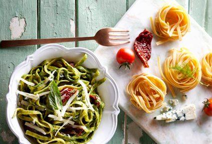 Ζυμαρικά με σπανάκι-featured_image