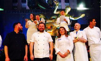 Η Λέσχη Αρχιμαγείρων Βορείου Ελλάδος μαζί με την Αργυρώ Μπαρμπαρίγου στο 32nd Annual Chefs' Tribute to Citymeals on Wheels-featured_image
