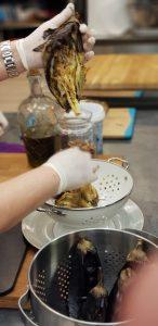 μελιτζανα ψητη ολοκληρη για μελιτζανοσαλατα