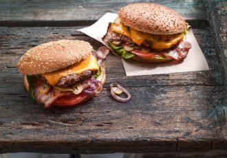 μπιφτέκια για burger / cheeseburger