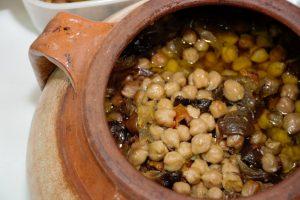 ρεβύθια στο φούρνο ρεβυθάδα φουρνου συνταγη αργυρώ μπαρμπαριγου