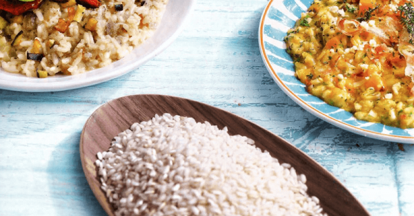 με τι ρυζι γινεται το ριζοτο μυστικά