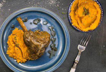 Πουρές γλυκοπατάτας-featured_image