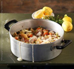 Χοιρινό με σελινόριζα αυγολέμονο-featured_image