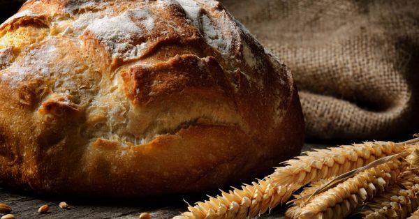 χωριάτικο ψωμί με προζύμι ζυμωτο συνταγη