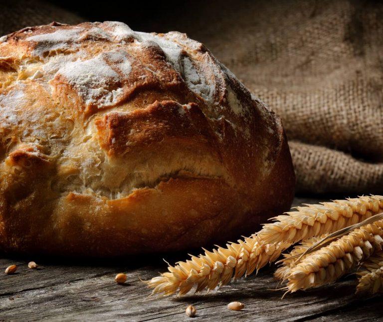 Ψωμί µε προζύµι