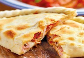 πιτσα καλτσονε ιταλικη συνταγη