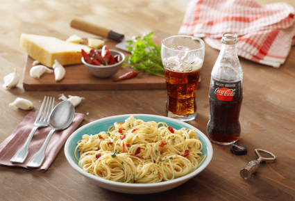 Μακαρονάδα Aglio Olio-featured_image