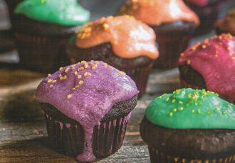 νηστίσιμα cupcakes χωρίς αυγά vegan συνταγη