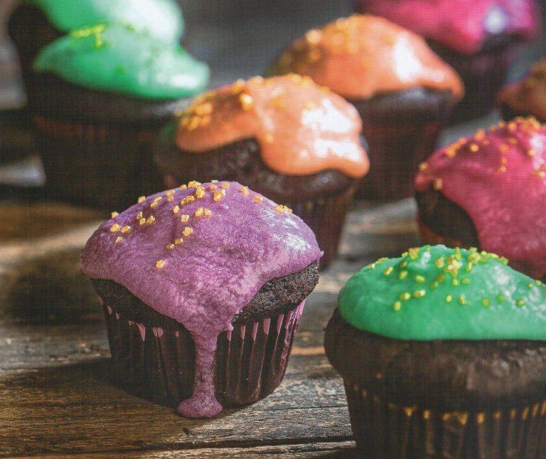 Νηστίσιμα cupcakes χωρίς αυγά