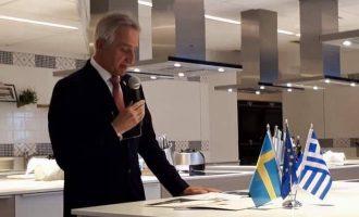 Το πρωινό του Νοτίου Αιγαίου παρουσιάστηκε στη Στοκχόλμη-featured_image