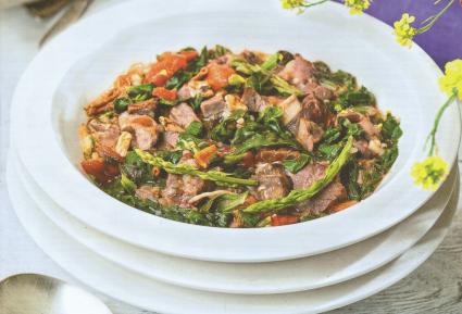 Μαγειρίτσα κοκκινιστή-featured_image
