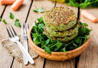 νηστίσιμα μπιφτέκια λαχανικών συνταγη vegan