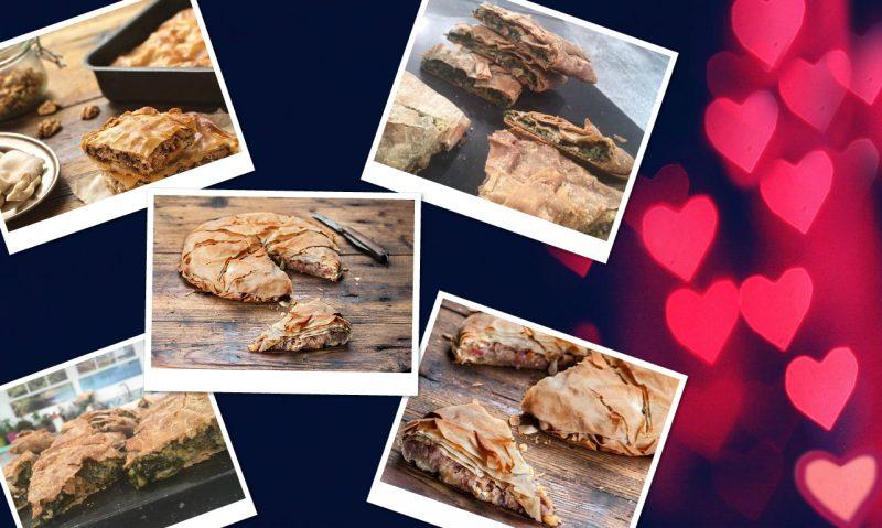 4+1 φανταστικές νηστίσιμες χωριάτικες πίτες-featured_image