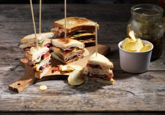club sandwich συνταγη