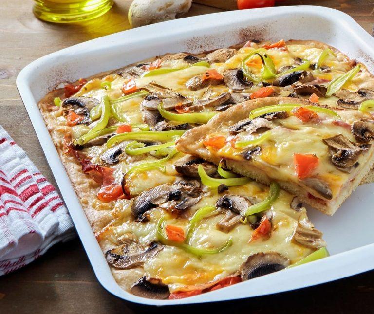 Εύκολη πίτσα