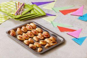 Λουκανικοπιτάκια – Τυροπιτάκια – Σοκολατοπιτάκια-featured_image
