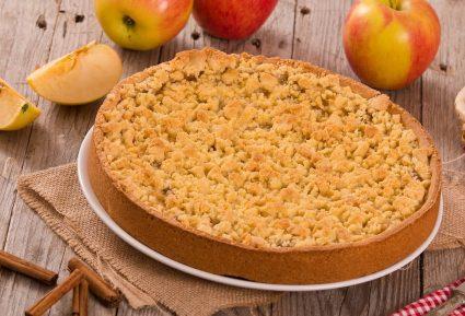 Μηλόπιτα τριφτή (apple crumble)-featured_image